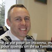Trèbes : l'hommage émouvant de Cédric Beltrame à son frère Arnaud