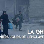La Ghouta : les derniers jours de l'enclave rebelle