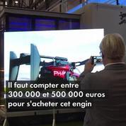 Les voitures du futur sont au Salon de l'auto à Genève