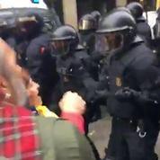 Barcelone : les catalans manifestent en soutien à Carles Puigdemont