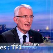 Guillaume Pepy : «La grève elle est un peu décalée par rapport à la concertation qui est engagée»