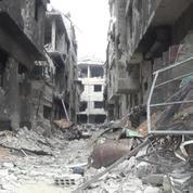 Ghouta : le régime syrien reprend la ville d'Harasta