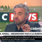 Alexis Corbière dénonce des insultes «intolérables»