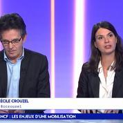 Cécile Crouzel : « Les fonctionnaires ne sont pas ravis de voir arriver les cheminots »