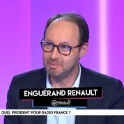 Quel président pour Radio France?