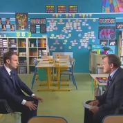 Macron sur TF1 : ce qu'il faut retenir