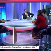 Valls candidat à Barcelone : une bonne idée ?