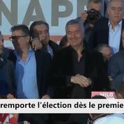 Monténégro : Milo Djukanovic de retour au pouvoir