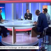 Macron et l'esclavage : un discours salutaire ?