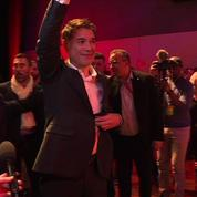 Zapping : Olivier Faure investi, les cadres du PS en ordre dispersé