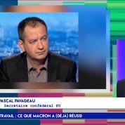Pascal Pavageau : «Négociation ou concertation n'entraînent pas acceptation»