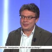 Bruno Jeanbart sur la loi immigration : «Il n'y a pas eu de création d'un groupe de frondeurs chez LaREM»