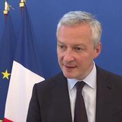 Le Maire : l'Europe prendra «toutes les mesures nécessaires» en cas de guerre commerciale avec les États-Unis