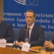 Parlement européen : Zuckerberg met fin à l'audition et agace les eurodéputés