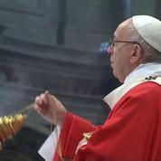 Messe de la Pentecôte : le pape invite à la paix au Venezuela