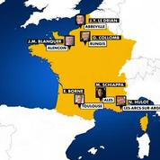 Les ministres entament un tour de France