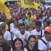 Venezuela : l'opposition manifeste contre la tenue des prochaines élections