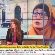 Marlène Schiappa se dit «interpellée que l'UNEF ait choisi comme porte-parole une personne qui a des signes d'Islam politique »