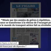 Air France peut-elle disparaître ?