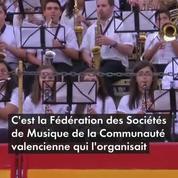 Espagne : record de la plus grande leçon de musique du monde