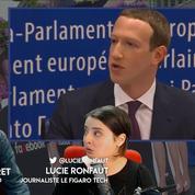 Zuckerberg au Parlement européen : on débriefe son intervention