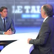 Gabriel Attal : «Mélenchon est en train d'éteindre les syndicats»