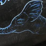Le street-art s'invite dans les égouts de Paris