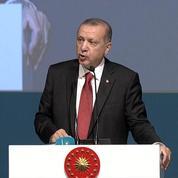 Erdogan compare le sort des Palestiniens à Gaza à l'holocauste