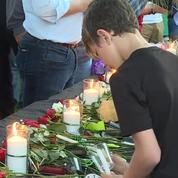 Veillée d'hommage au Texas après la fusillade