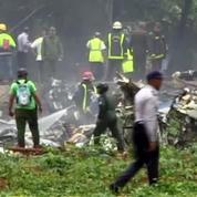 Crash d'avion à Cuba : 3 survivants dans un état critique
