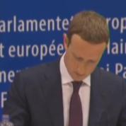 Zuckerberg au Parlement européen : Nicolas Bay dénonce