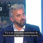 A. Corbiere : Il y a un caractère autoritaire du macronisme