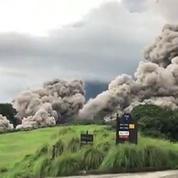 Guatemala : l'éruption d'un volcan fait au moins 25 morts