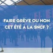 Les syndicats divisés quant à la poursuite de la grève SNCF cet été