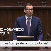La Pologne amende sa loi controversée sur la Shoah