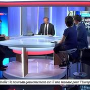 Italie : le nouveau gouvernement est-il une menace pour l'Europe?