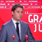 Gabriel Attal : Benjamin Griveaux « ferait un très bon maire de Paris »
