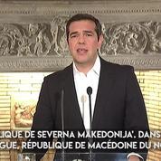 La Macédoine va devenir la «République de Macédoine du Nord»