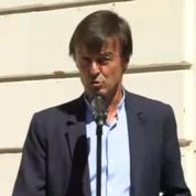Nicolas Hulot annonce une sortie du glyphosate dans 3 ans, 5 ans s'il y a des difficultés