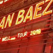 Joan Baez à l'Olympia à 77 ans