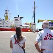 L'Aquarius quitte le port de Valence pour secourir d'autres migrants