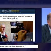 PMA : Macron doit-il renoncer ?