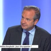 Faut-il rapatrier Mélina Boughedir?
