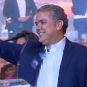 Le nouveau président colombien Ivan Duque annonce des
