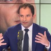 Benoît Hamon parle d'une «peste néolibérale» en réponse à la «lèpre nationaliste» de Macron