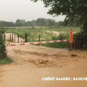 Violents orages : inondations exceptionnelles dans le département du Rhône