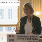 «Delphine, tu n'es plus seule» - Françoise Nyssen sur les « mâles blancs » trop nombreux à l'antenne
