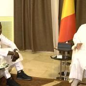 Mamoudou Gassama a rencontré le président malien Ibrahim Boubacar Keïta