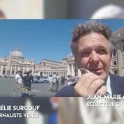 Visite de Macron au Vatican : «C'est un acte très symbolique»