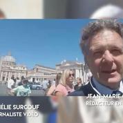 Visite de Macron au Vatican : «Le cadeau d'Emmanuel Macron était très bien choisi»